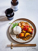 Japanese Vegetable Curry