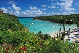 Beach at The Veranda Resort, Antigua, West Indies, Caribbean, Central America, America