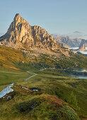 Tofana di Rozes, Veneto, Italy Monte Nuvolau, Passo di Giau