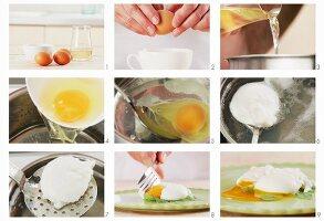Pochiertes Ei zubereiten