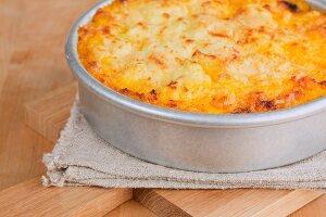Cottage Pie (Englischer Hackauflauf mit Kartoffelhaube)