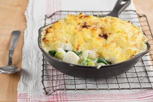 Fish pie (England)