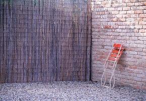 Vorher-Nachher-Terrasse