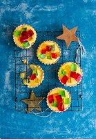 Custard Jelly Tart