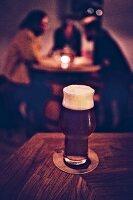 Bier von der Brauerei Cliff Schönemann, Leipzig, Deutschland