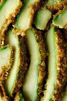 Avocado Fries (close up)