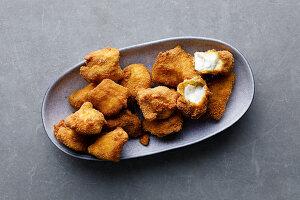 Scharfe Chicken-Nuggets