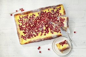 Johannisbeer-Schmand-Kuchen