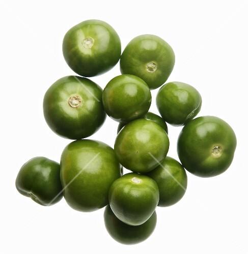 Many Tomatillos