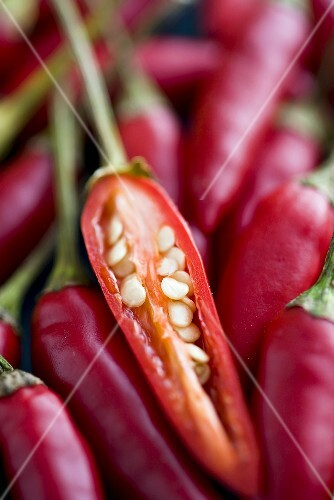 Red Thai chillies
