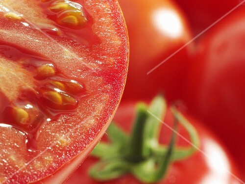 Tomatoes (close-up)