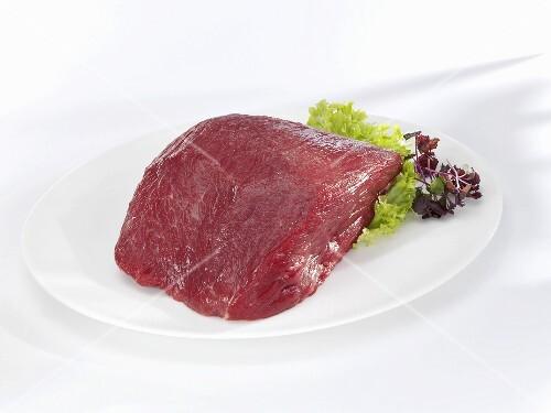 Bison steak (rump)