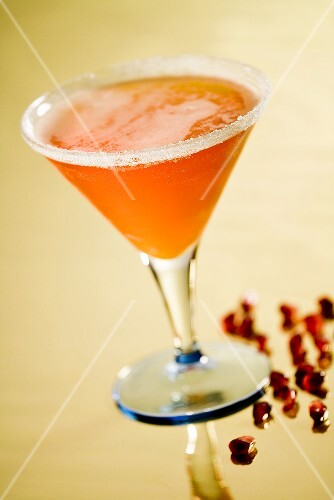 Spritz: Prosecco and Aperol cocktail