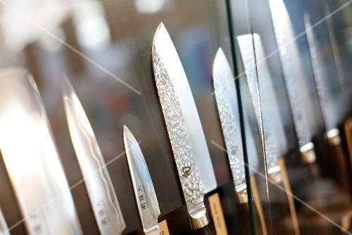 Messer Schmiedekunst japanisch