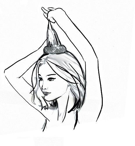 Frisur Styling Haar Donut Step Bienenkorb Banane Acheter