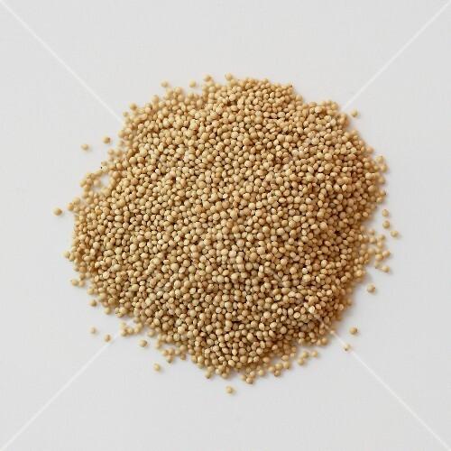 A pile of amaranth
