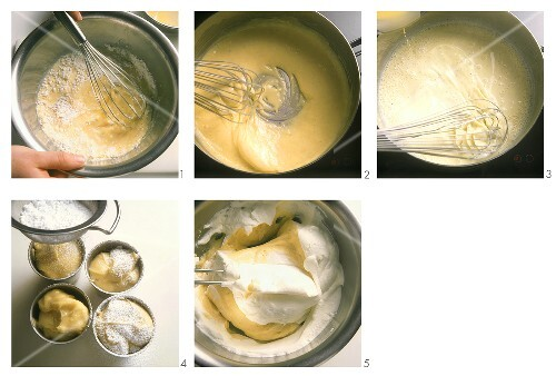 Making confectioner's custard