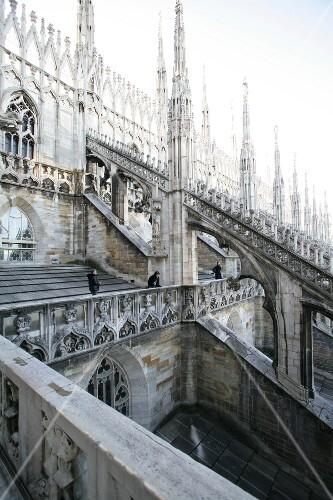 Mailänder Dom Duomo di Milano Kultur in Mailand