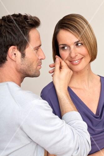 Körpersprache Mann Frau
