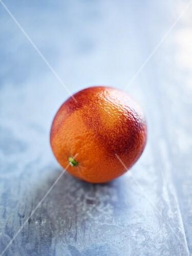 A blood orange