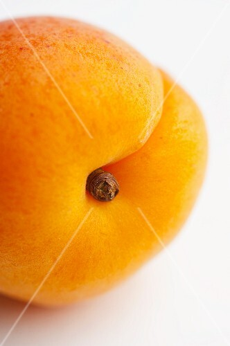 An apricot (close-up)