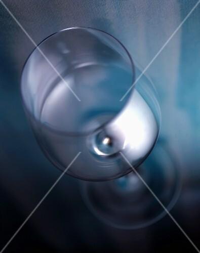 A stem glass