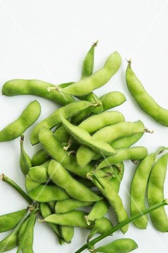 Soy beans (edamame, Japan)