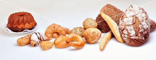 Bread and other baked goods