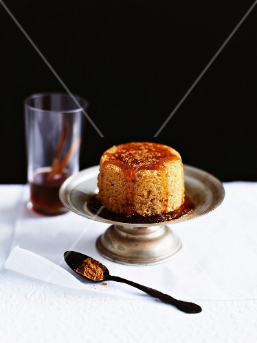 Soaked honey cake (Spain)