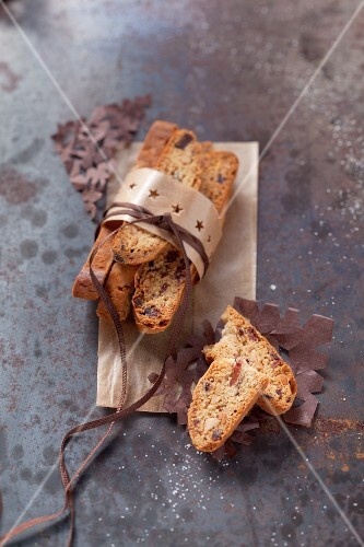 Biscotti for Christmas
