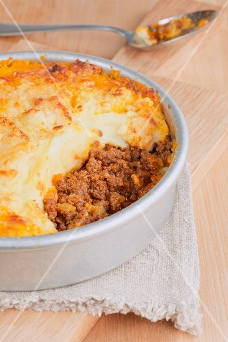 Cottage pie (England)