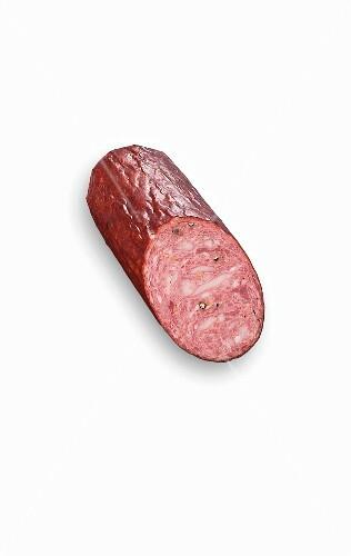 Air-dried Krakowska sausage