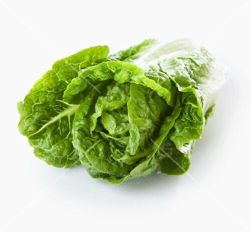 Lettuce hearts (no background)