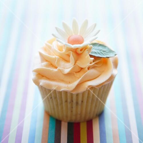 Daisy Cupcake / Wedding