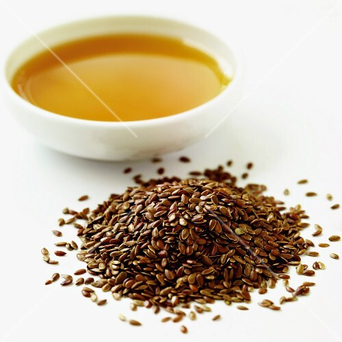Flax seeds (linseed) and oil
