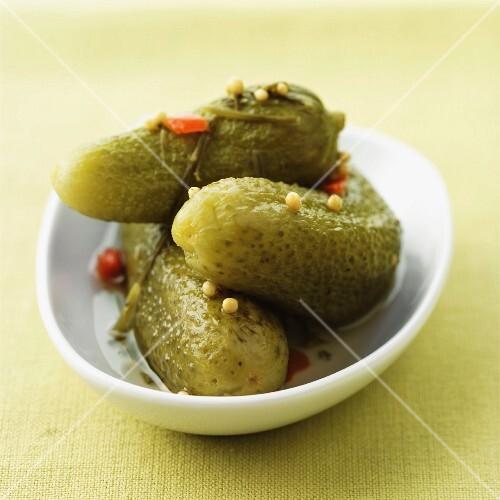 Pickled Gherkin