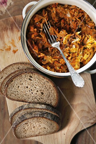 Bigos (cabbage and meat stew), Poland