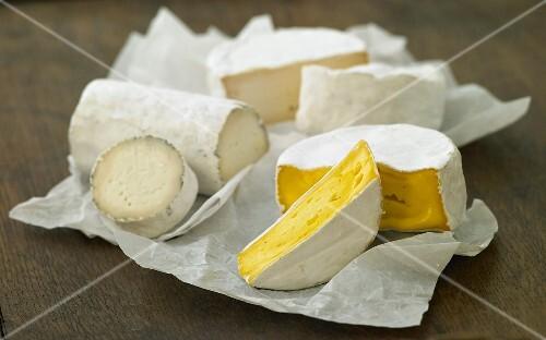 Mixed Soft Cheeses