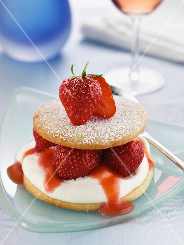 Strawberry Sable