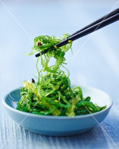 Wakame salad (Japan)
