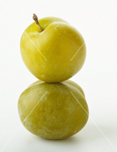 Two plums
