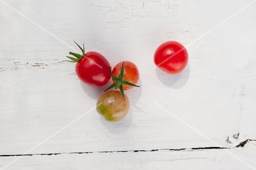 Tomatoes of the variety 'Rosalita'