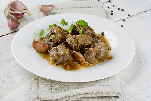 Venison stew (Andalusia)