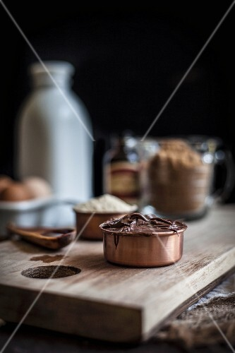 Melted Chocolate Spread