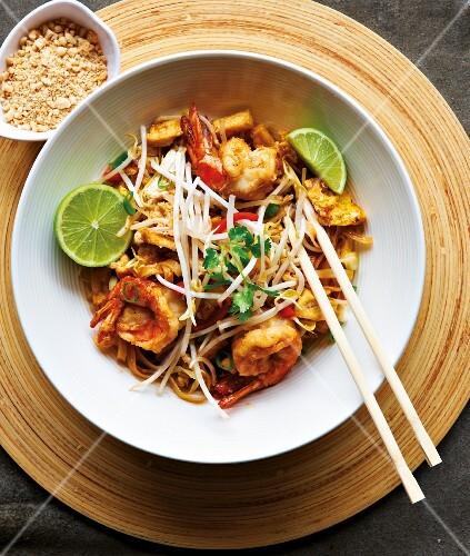 Pad Thai (Noodle dish, Thailand)