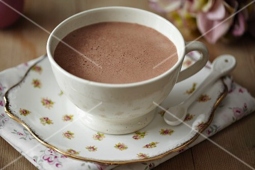 A cup of cocoa