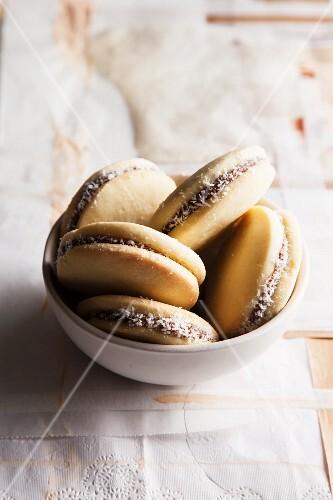 Alfajores (sandwich biscuits, Argentina)