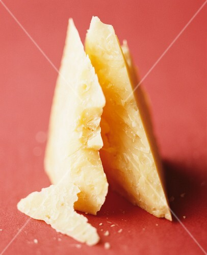 A Wedge of Parmesan