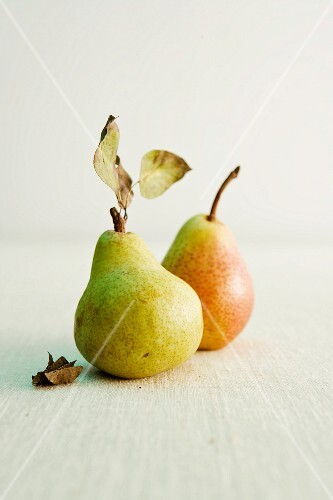 Two Williams Christ pears