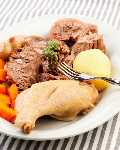 Classic Italian Boiled Meats